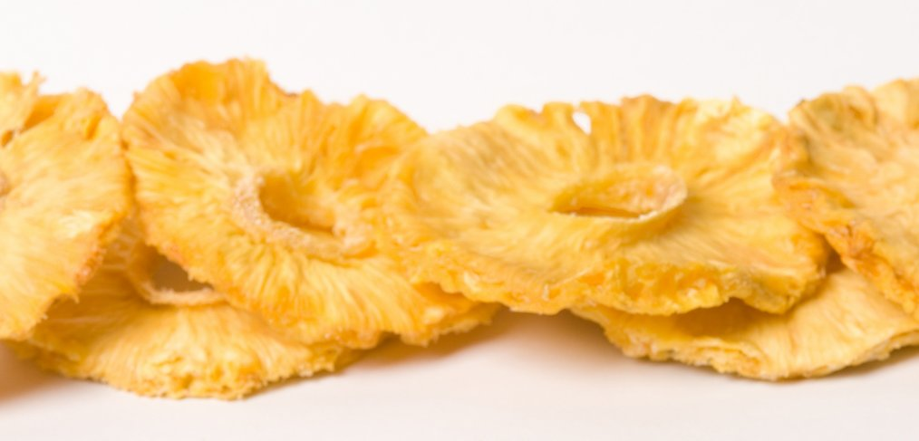 dried pineaple